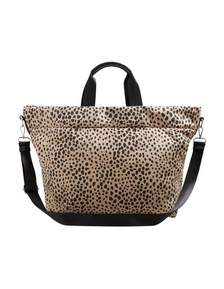 Cheetah Print Tote image 3