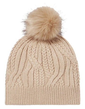 e1b29b655b641 Seed Heritage Cable Knit Beanie