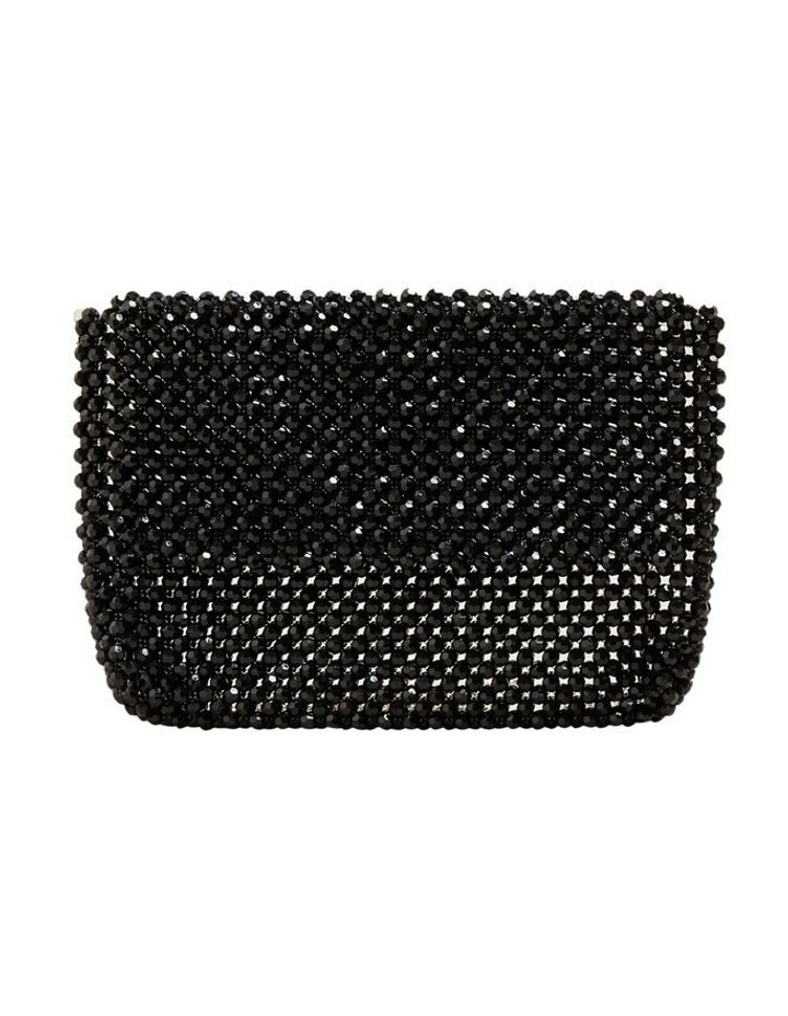 Beaded Fold Over Clutch image 1