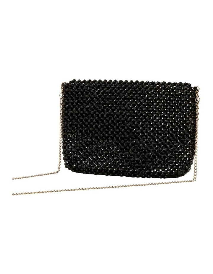 Beaded Fold Over Clutch image 3