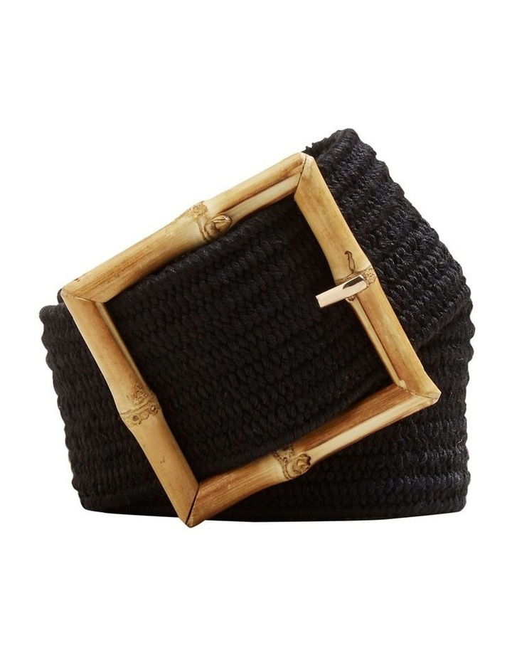 Bamboo Stretch Belt image 1