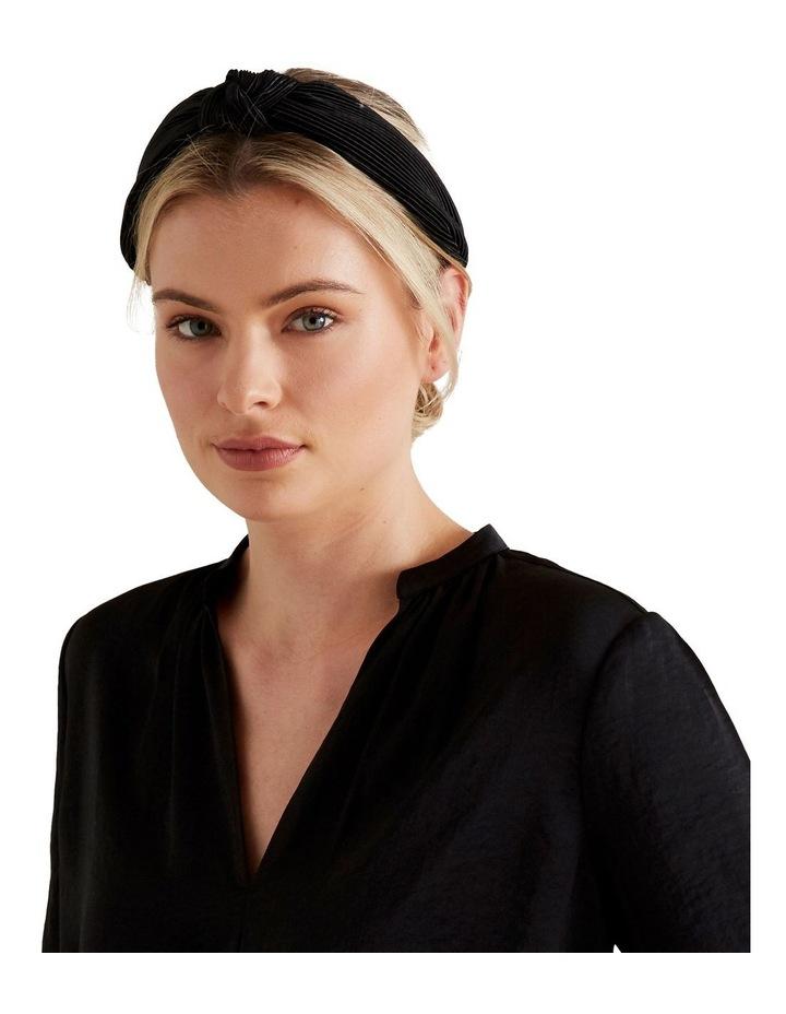 Pleated Headband image 2