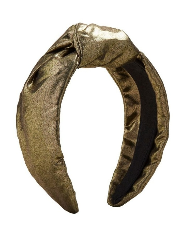 Metallic Knot Headband image 1