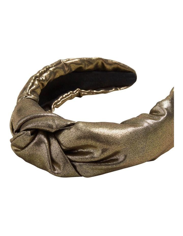 Metallic Knot Headband image 2