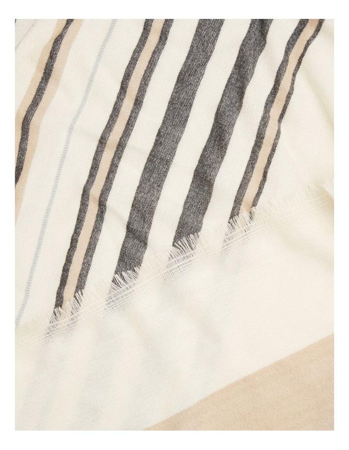 Square Stripe Scarf image 3