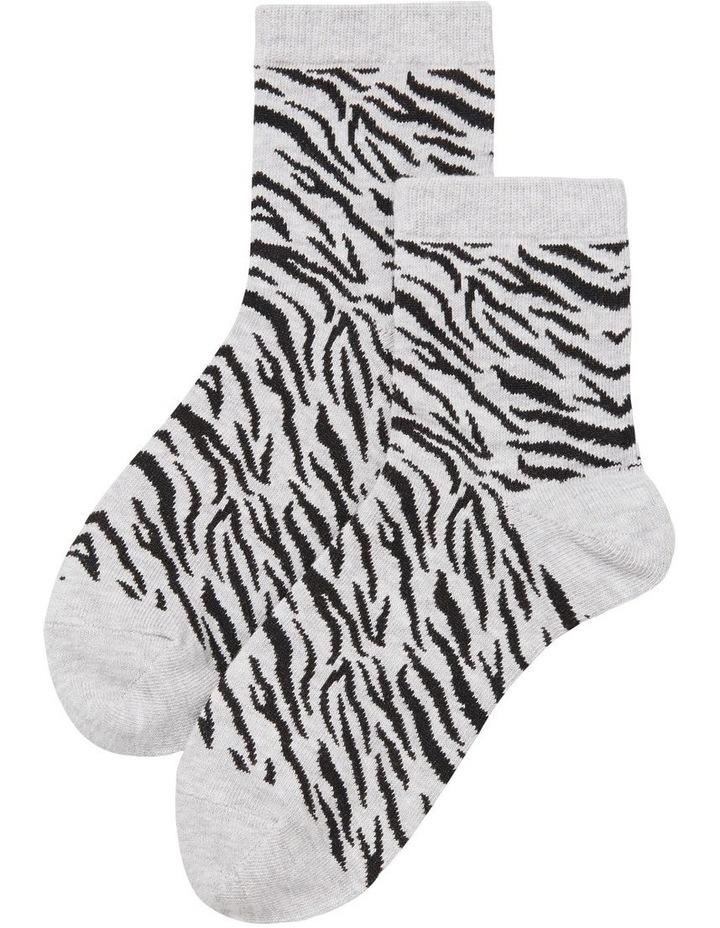 1/4 Crew Socks image 1