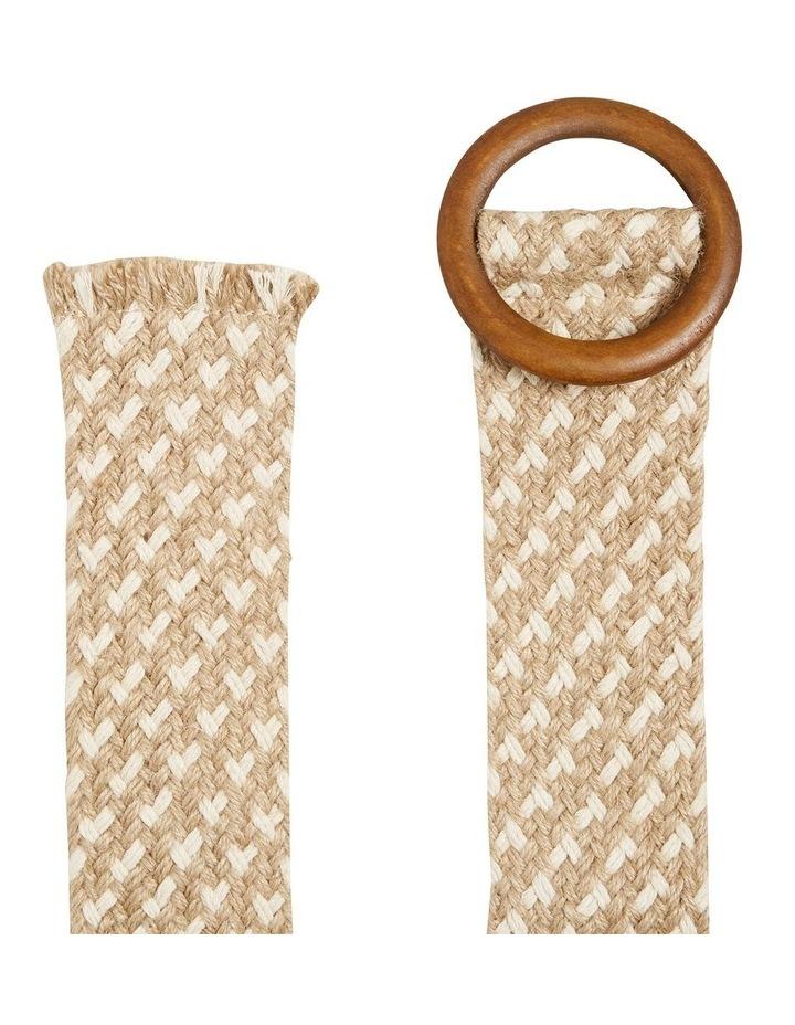 Rope Weave Belt image 1