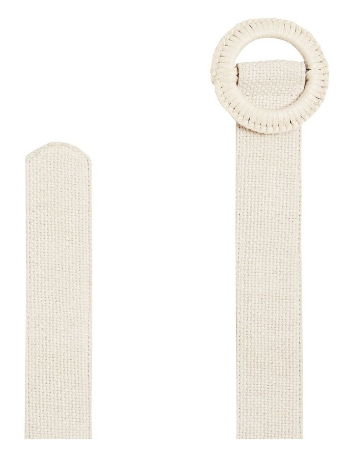 Weave Buckle Belt image 1