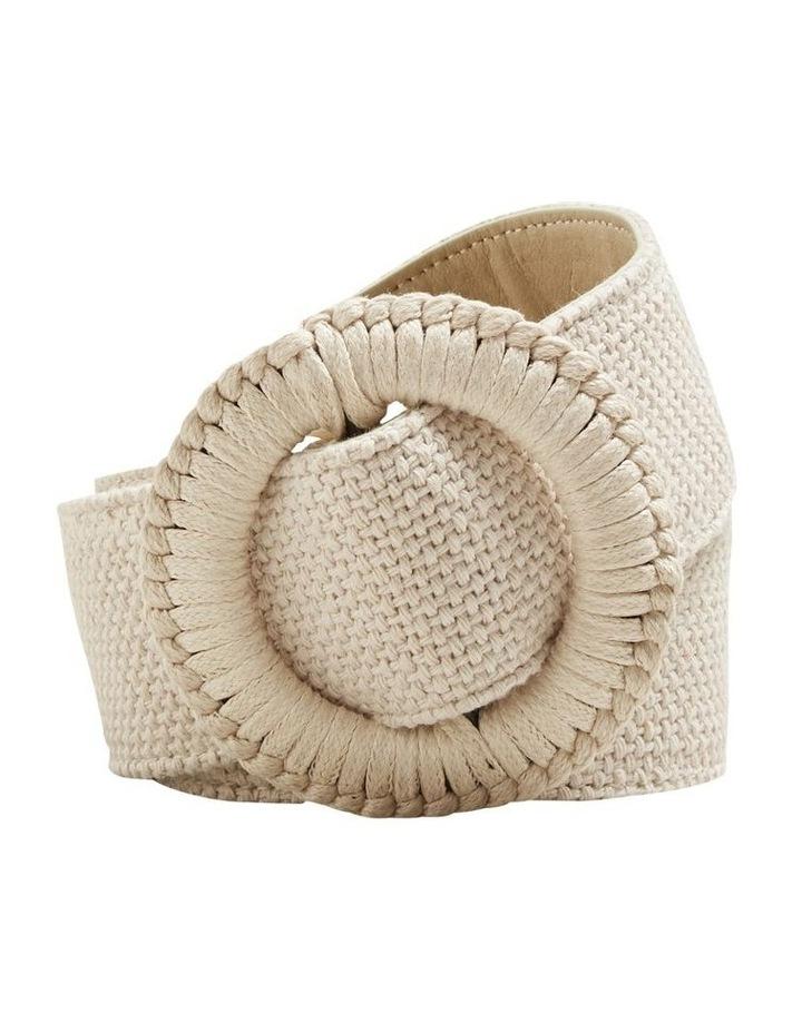 Weave Buckle Belt image 2