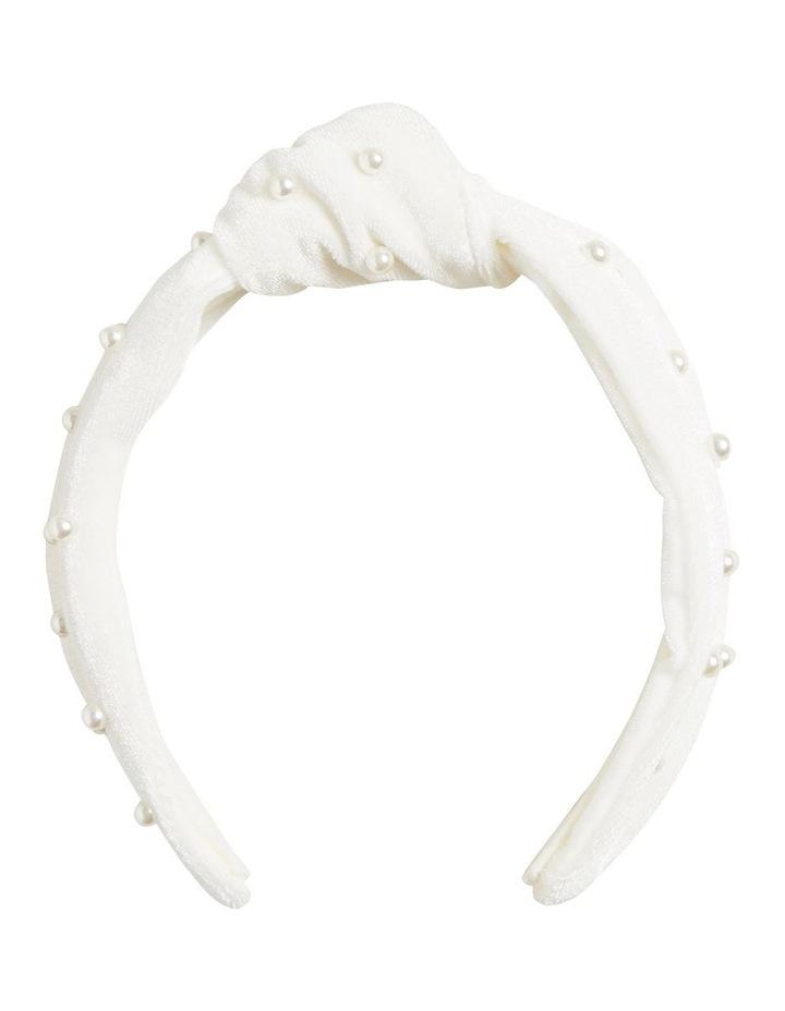 Pearl Knot Headband image 1