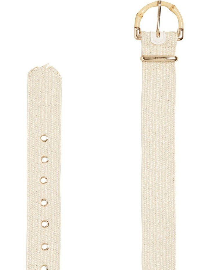 Bamboo Stretch Belt image 3