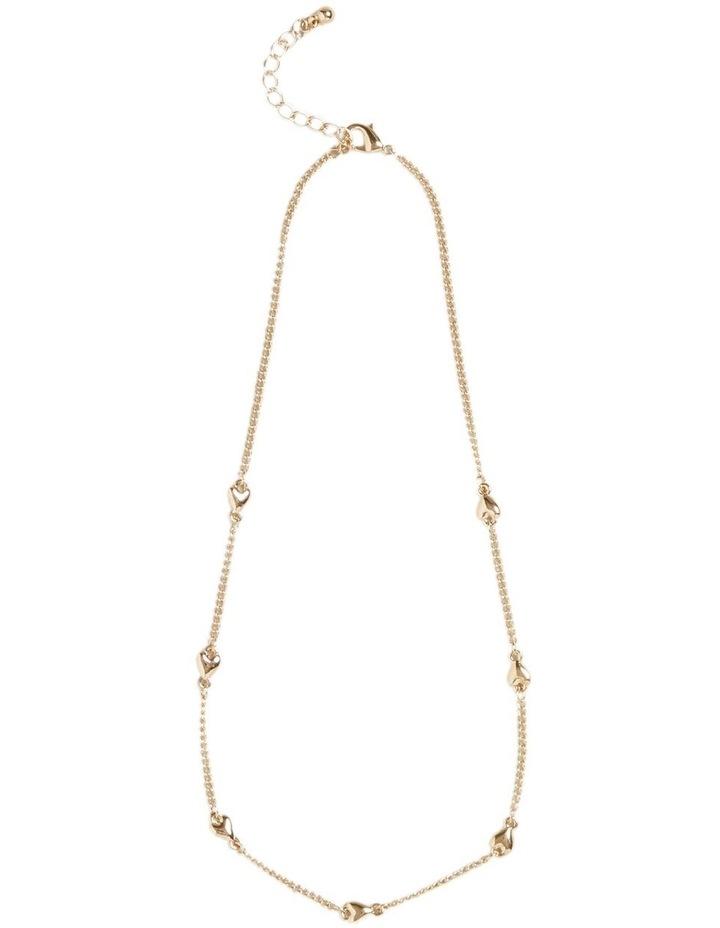 Multi Heart Necklace image 1