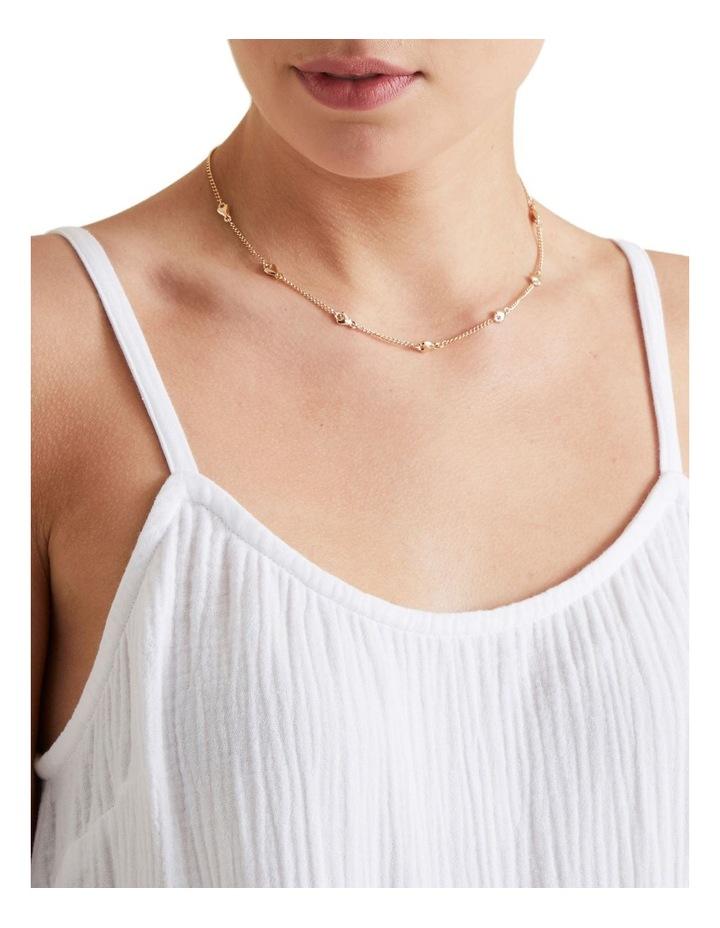 Multi Heart Necklace image 2