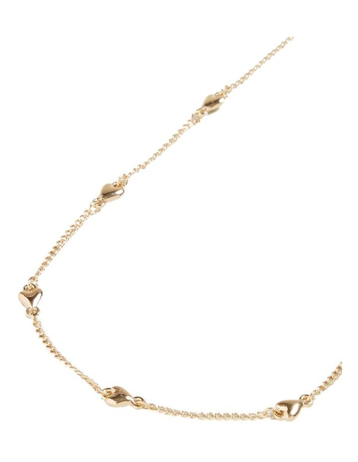Multi Heart Necklace image 3