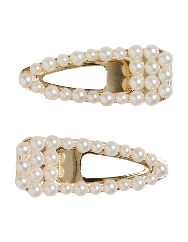 Double Pearl Clip Pack image 1