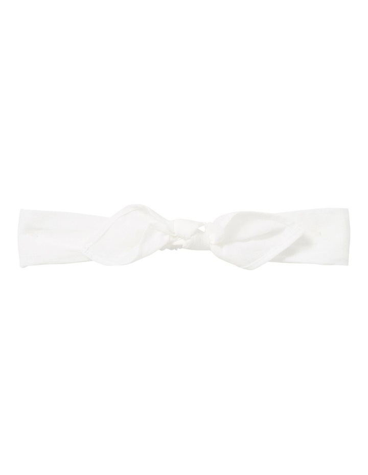 Skinny Bow Headband image 1