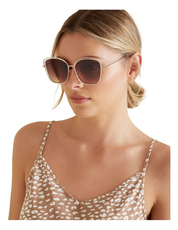 Ivy Metal Frame Sunglasses image 2