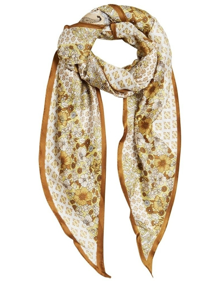 Large Diamond Neck Scarf image 1