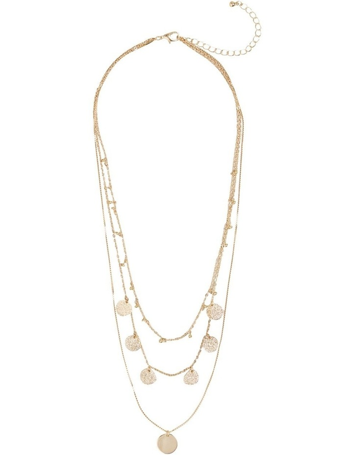 Trio Layered Necklace image 1