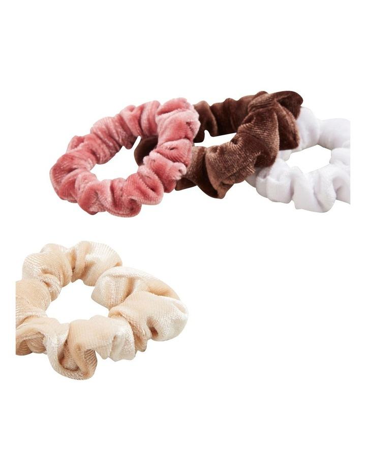 Velvet Scrunchie Pack image 3