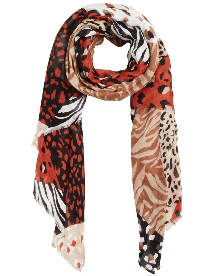 Spliced Animal Scarf image 1