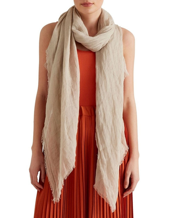 Linen Scarf image 2