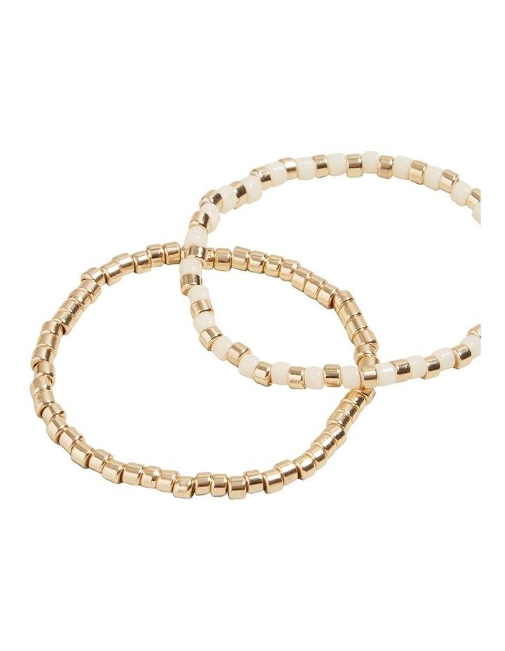 Contrast Bead Bracelet image 3