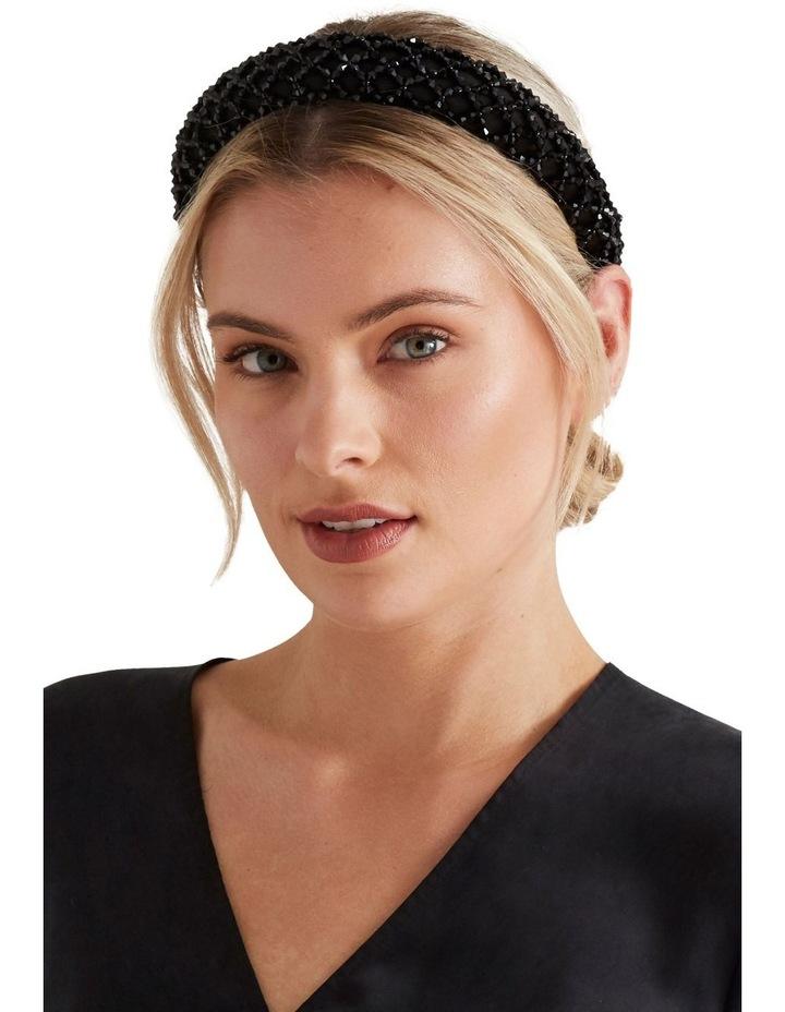 Facet Bead Headband image 2