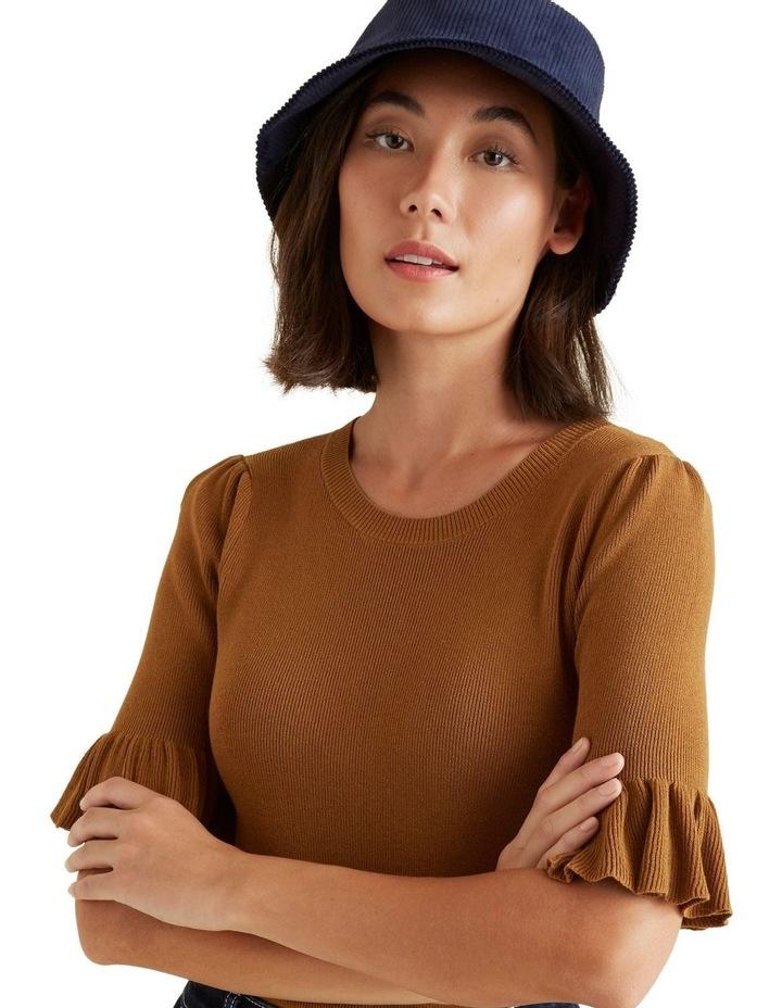 Cord Bucket Hat image 2