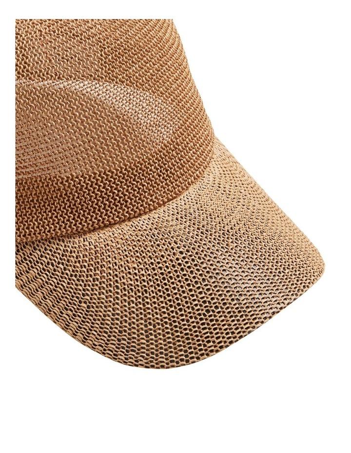 Woven Straw Cap image 4