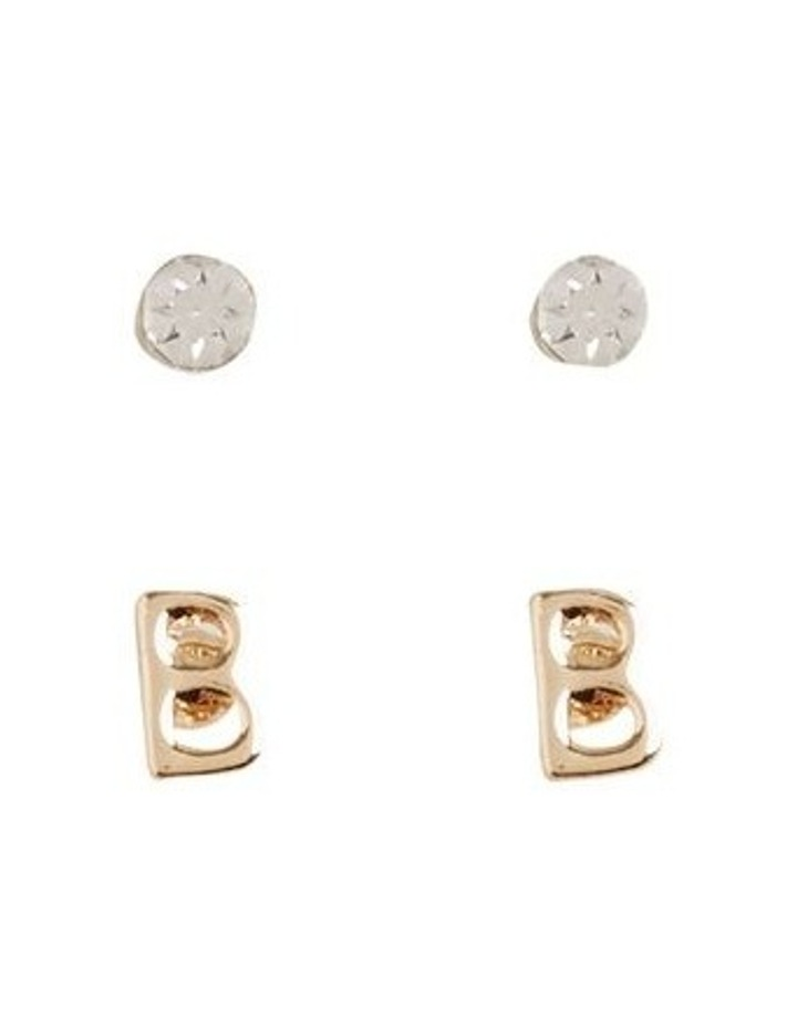 Initial Earring Pack image 1