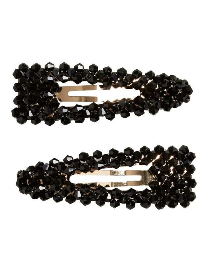 Beaded Hair Clips image 1