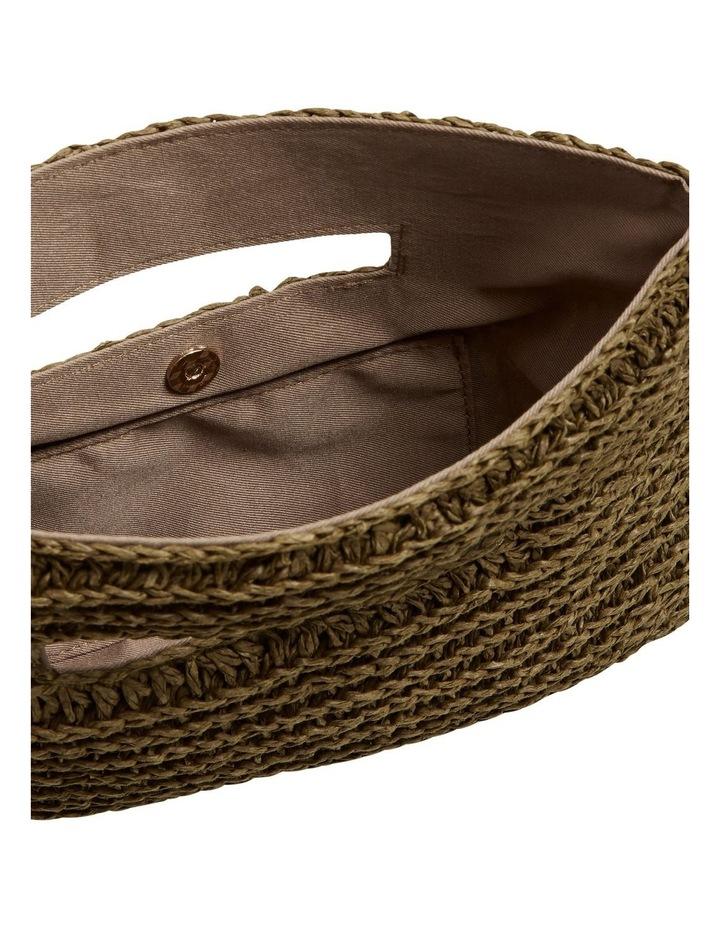 Weave Straw Clutch image 5