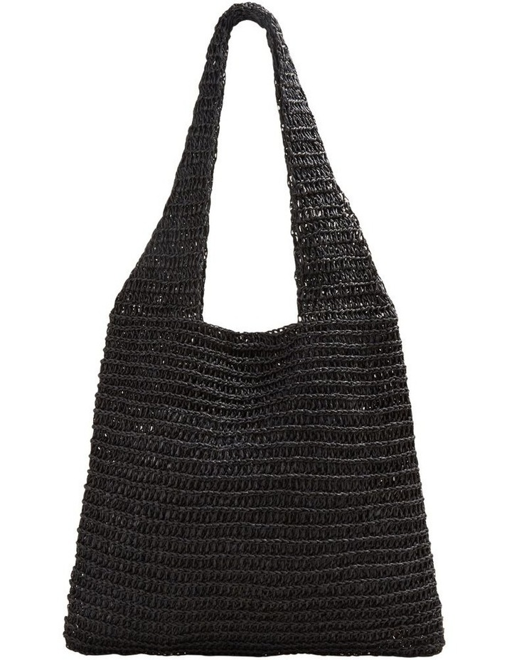 Weave Straw Tote image 1