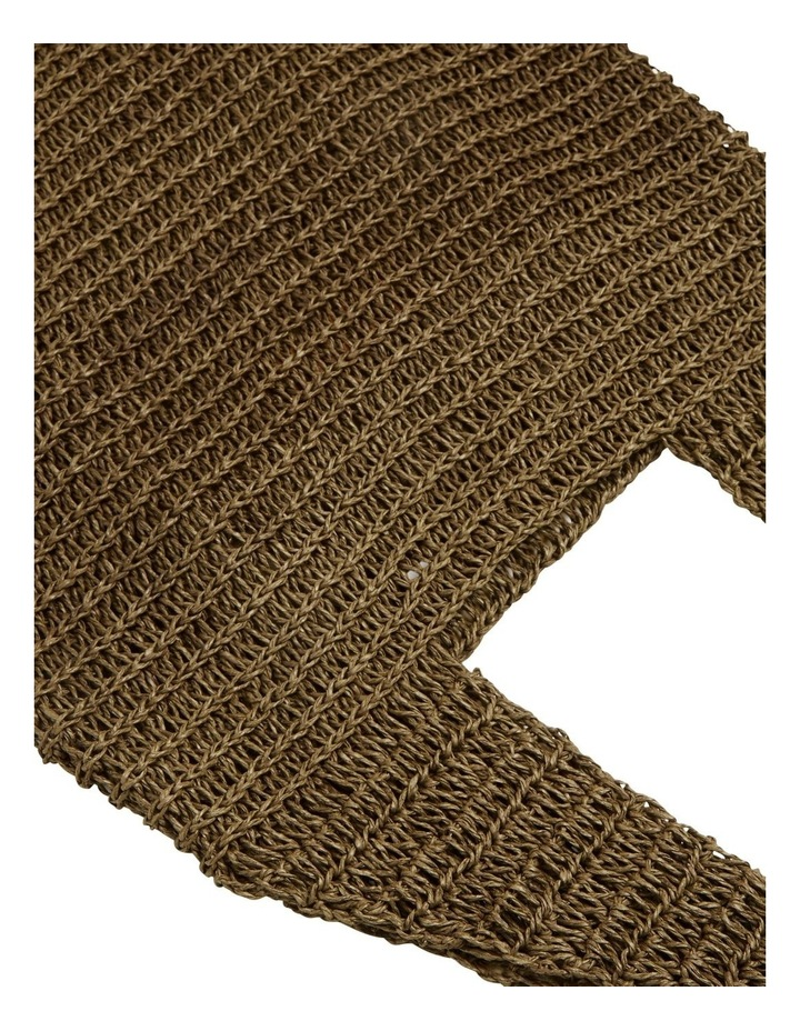 Weave Straw Tote image 4