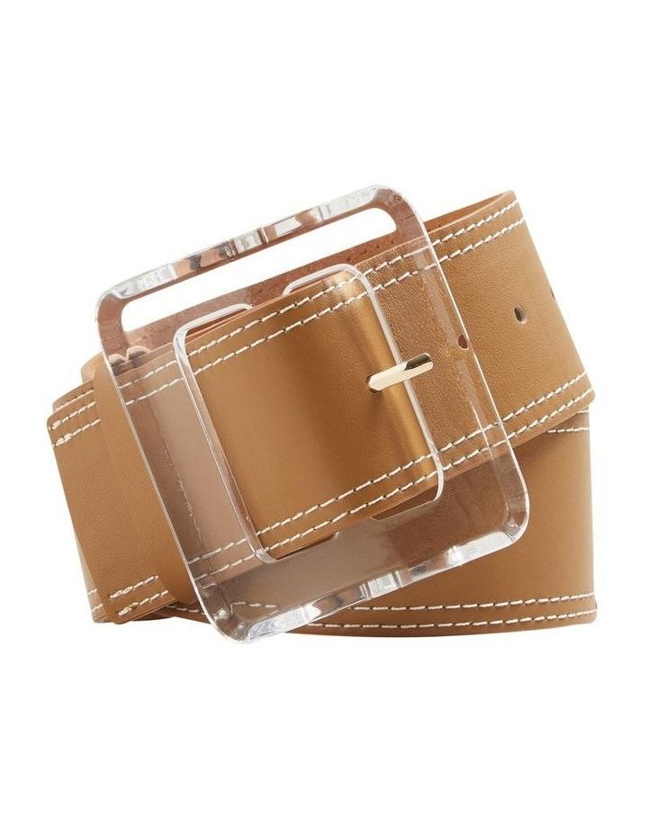 Acrylic Buckle Waist Belt image 1
