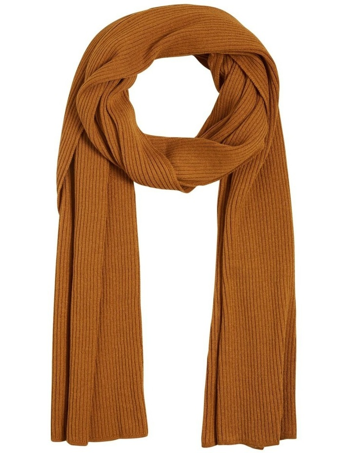 Simple Rib Scarf image 1