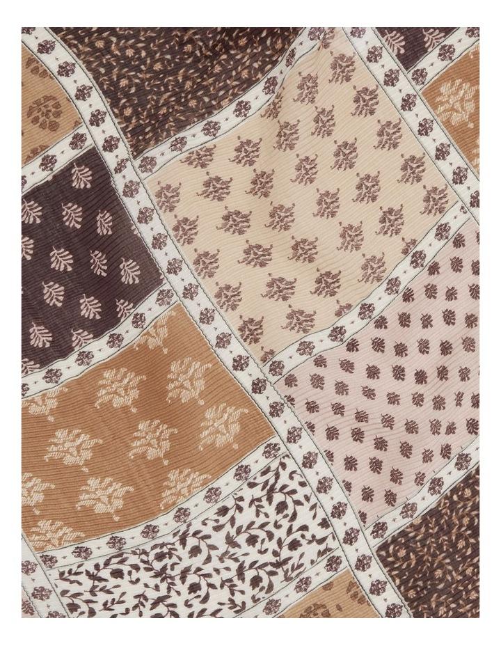 Multi Pattern Scarf image 3
