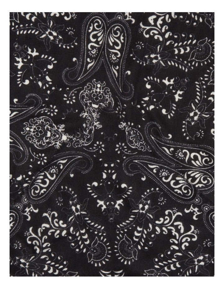 Simple Paisley Scarf image 3