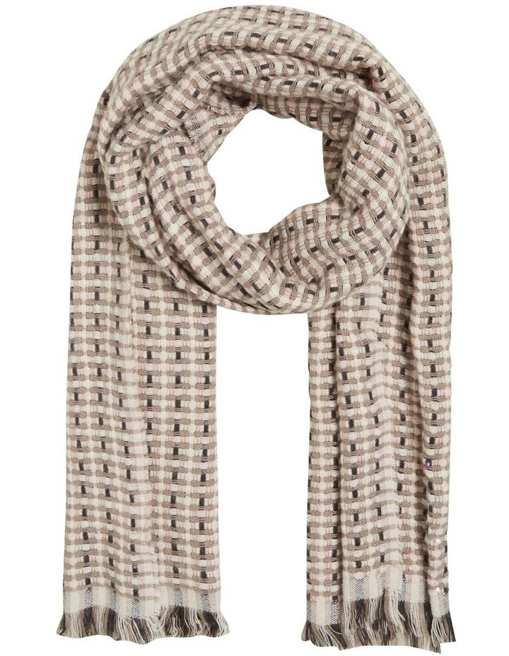 Tonal Weave Scarf image 1