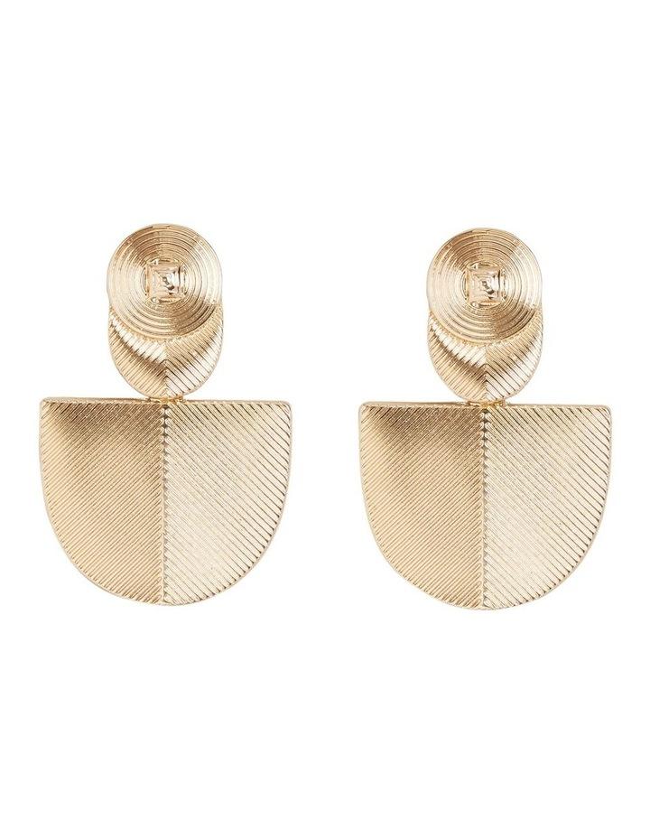Detail Drop Earrings image 1