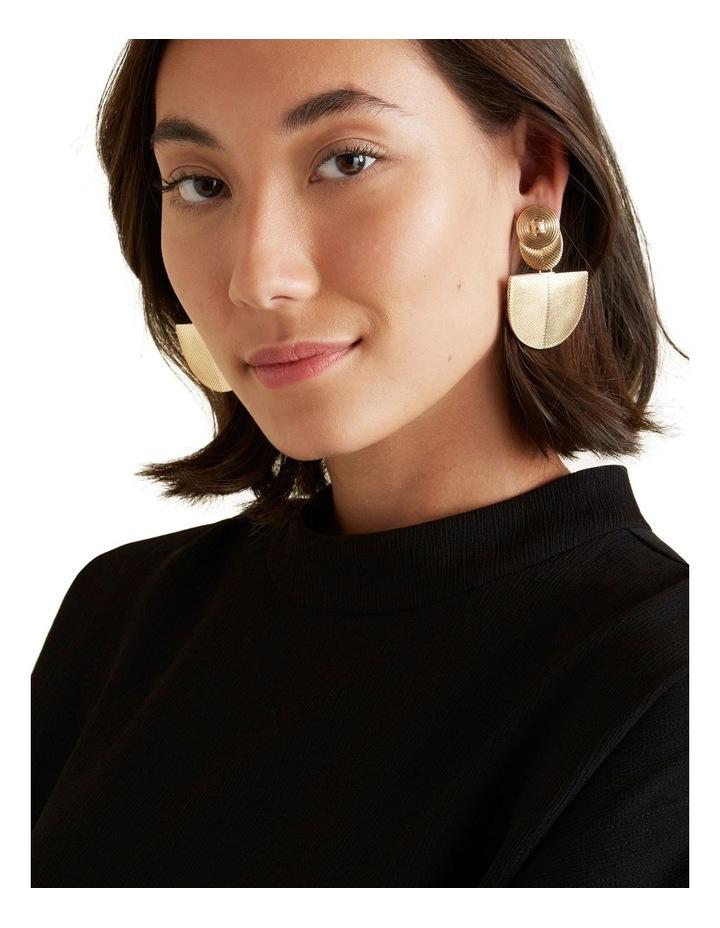 Detail Drop Earrings image 2