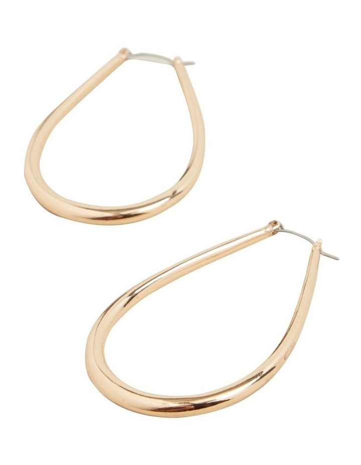 Oval Hoops image 3