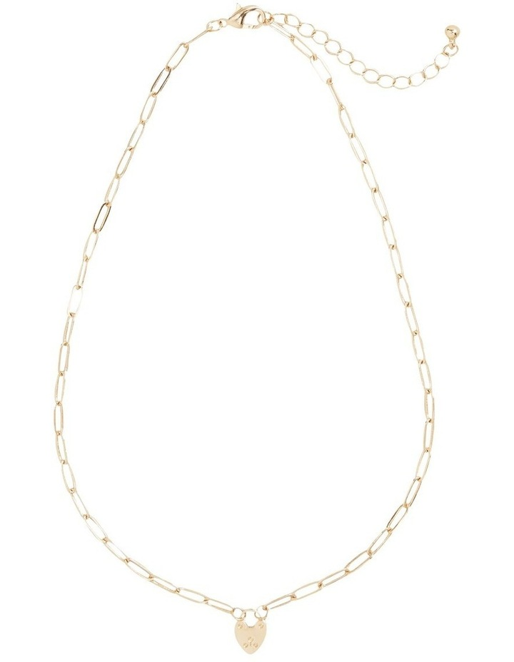 Heart Locket Necklace image 1