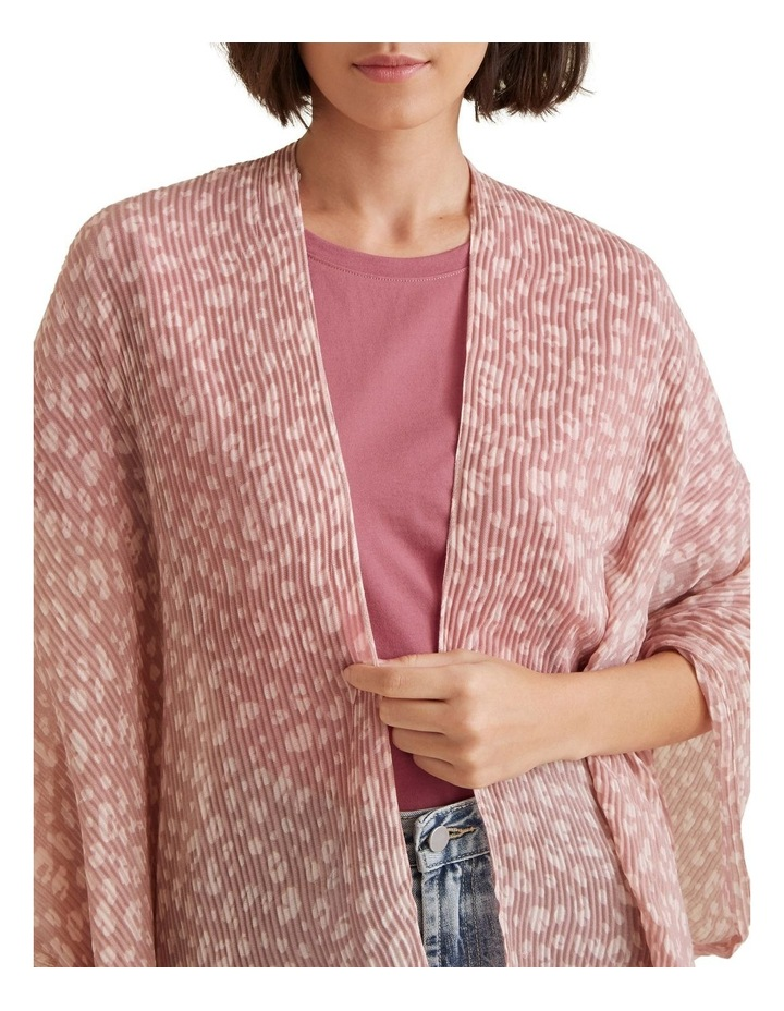 Pleated Summer Poncho image 5