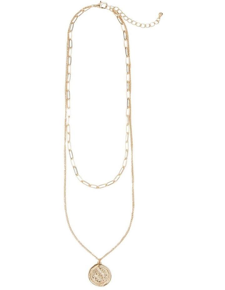 Double Chain Pendant image 1