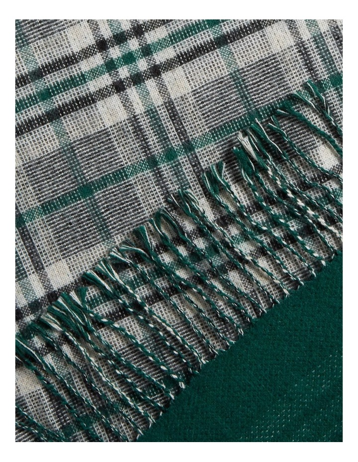 Reversible Check Scarf image 3