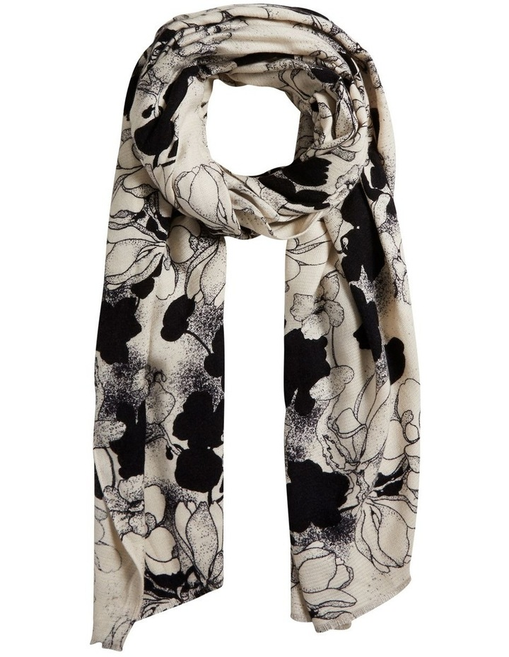 Winter Floral Scarf image 1