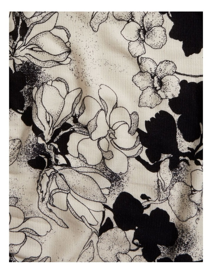 Winter Floral Scarf image 3
