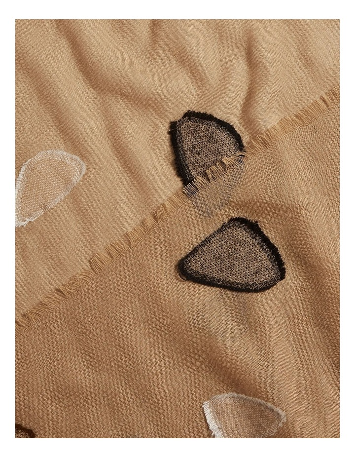 Textured Tri Scarf image 3